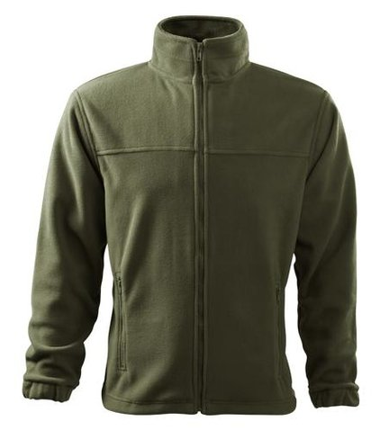 Mikina Fleece military jacket