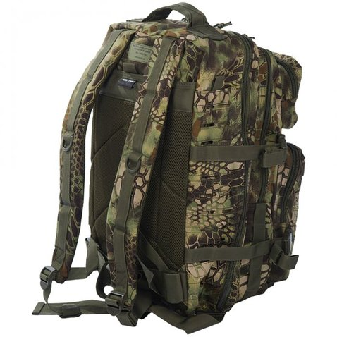 Ruksak assault Laser 36l Mandra® Wood