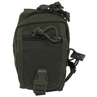 Púzdro Utility MOLLE olive